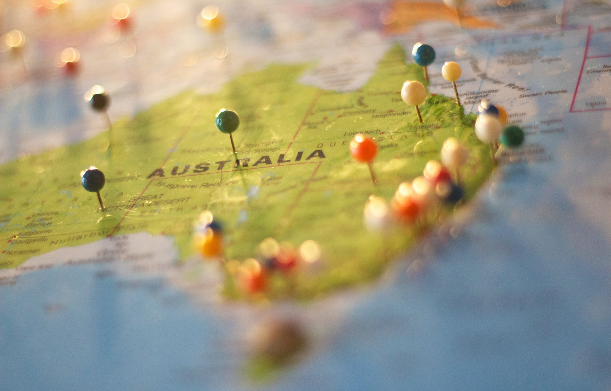 Direct Mail and Australia
