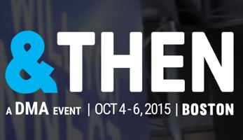 DMA 2015 &THEN Conference