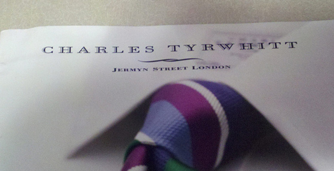How Charles Tyrwhitt Does It With Mail