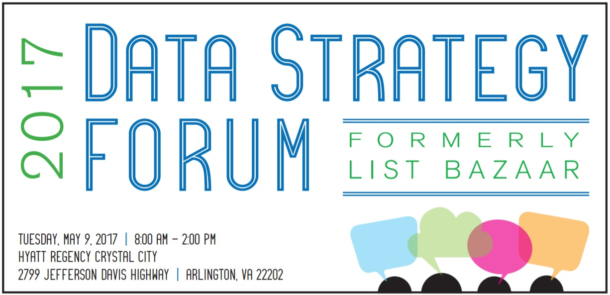 DMAW Data Strategy Forum