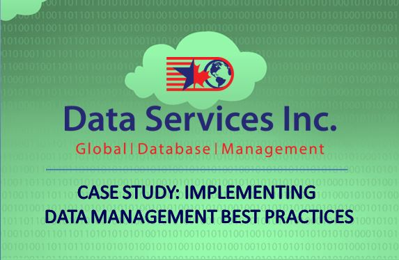 Implementing Data Management Best Practices